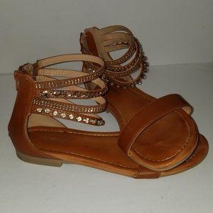 Lane Bryant Ankle Sandals